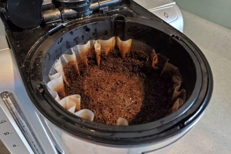 Spent Coffee Grounds