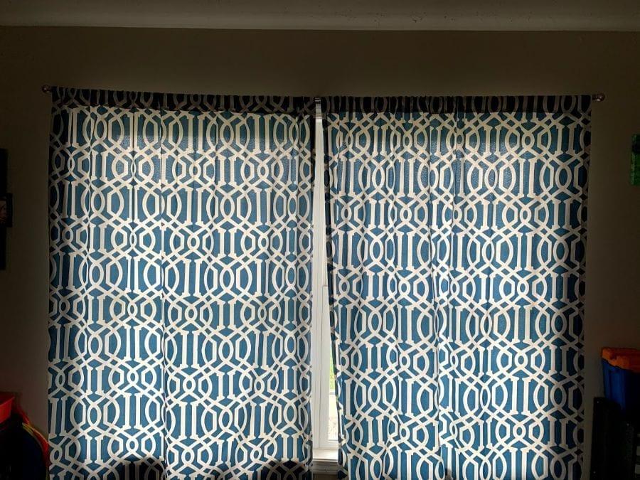 9 Simple Ways To Fix A Sagging Curtain Rod Wigglywisdom Com