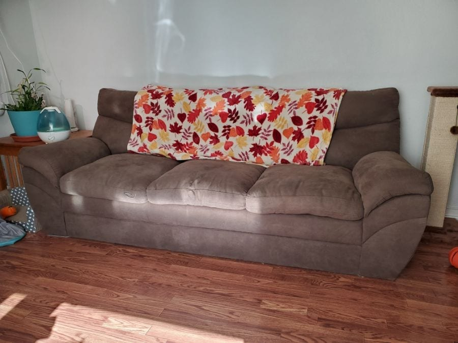 Couch From Sliding