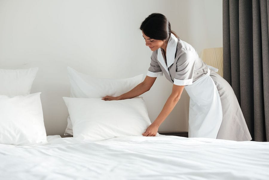 Why Are Hotel Pillows So Comfortable? (Plus Tips for Home Pillows)