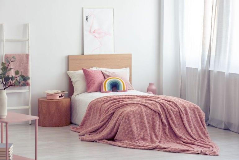 Blanket Sliding Off of Bed